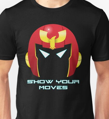 Show Your Moves Unisex T-Shirt