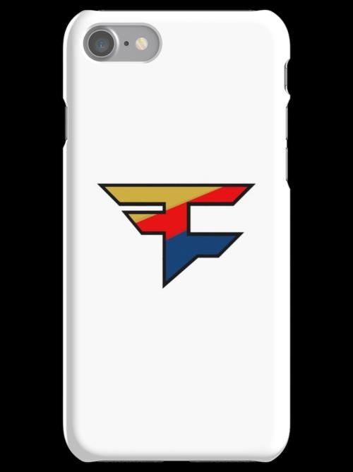 Quot Faze 2 0 Logo Quot Iphone Cases Amp Skins By Zathandrapus