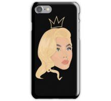 Vintage Queen B iPhone Case/Skin