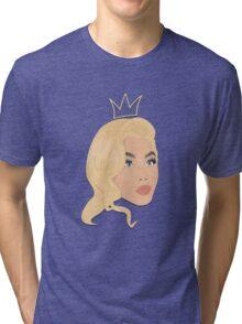 Vintage Queen B Tri-blend T-Shirt