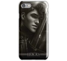 Heroes Collection - iPhone Cases/Skins 01 iPhone Case/Skin