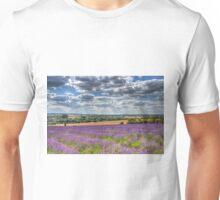 Lavender Farm Unisex T-Shirt