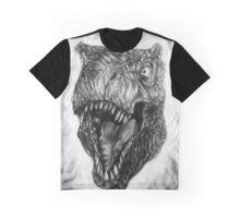 King Lizard Tyrannosaurus Rex Graphic T-Shirt