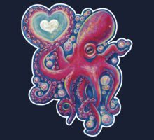 Octo Love Kids Tee