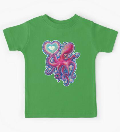 Octo Love Kids Tee