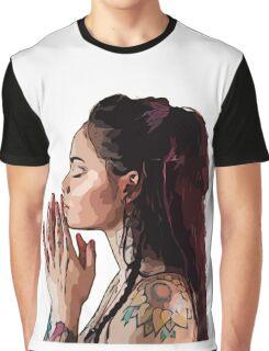 kehlani P Graphic T-Shirt