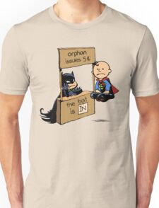 The Bat Is In Unisex T-Shirt