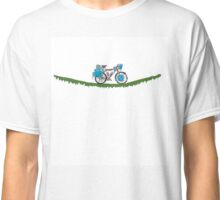 Bike on a vine Classic T-Shirt
