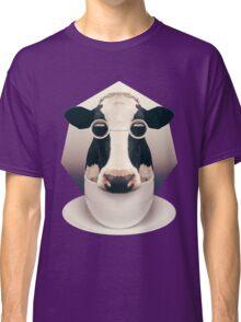 Caffeinimals: Cow Classic T-Shirt