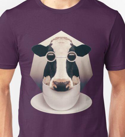 Caffeinimals: Cow T-Shirt