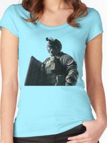 Rainbow Six Siege *Fuze* Women's Fitted Scoop T-Shirt