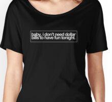 cheap thrills. Women's Relaxed Fit T-Shirt