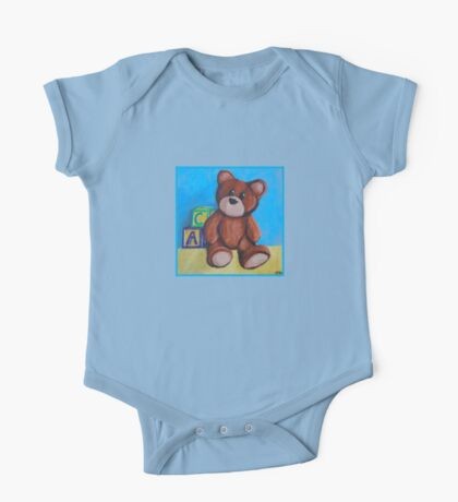 Toddler Toys One Piece - Short Sleeve