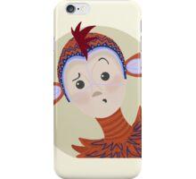Soundsational Monkey iPhone Case/Skin