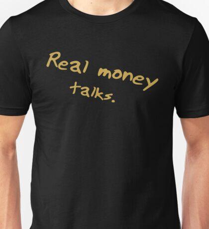 Non non Biyori - Real money talks Unisex T-Shirt
