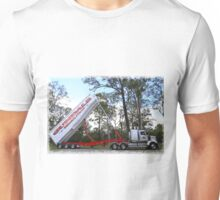 Gumdale Truck Trailer 3 Unisex T-Shirt