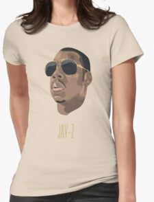 Jay Z Womens Fitted T-Shirt