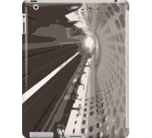 Metro abstraction iPad Case/Skin