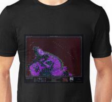 USGS TOPO Map Hawaii HI Hawaii North 349920 1959 250000 Inverted Unisex T-Shirt