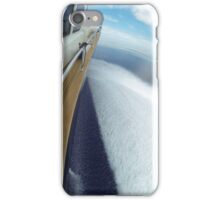 Yacht some place on the balearic sea iPhone Case/Skin