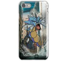 Gyarados San Franciso Invasion iPhone Case/Skin