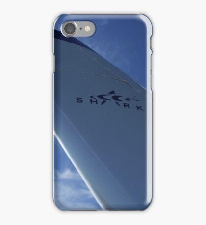 Agusta A109S Vertical Fin iPhone Case/Skin