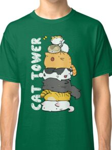Cat Tower Classic T-Shirt