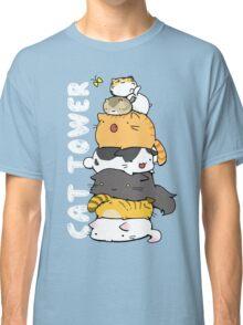 Cat Tower Classic T-Shirt