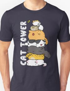 Cat Tower Unisex T-Shirt