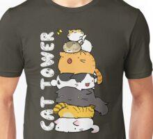 Cat Tower Unisex T-Shirt