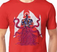 Dark Creator Halo - Red Unisex T-Shirt