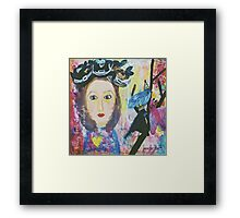 Every Little Thing Framed Print