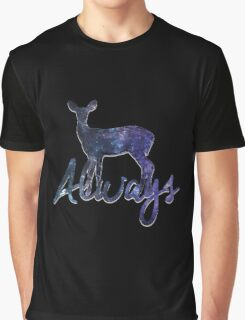 Always - Harry Potter Graphic T-Shirt