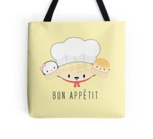 Bun Appetit Tote Bag