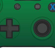 Vector Xbox One Controller Sticker