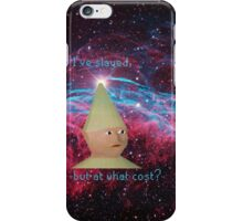 Gnome Child has slayed.. iPhone Case/Skin