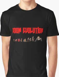 Doom Evolution Graphic T-Shirt