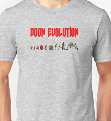 Doom Evolution Unisex T-Shirt