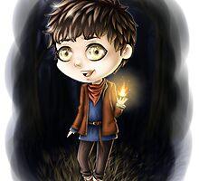 Merlin by zeecyanide