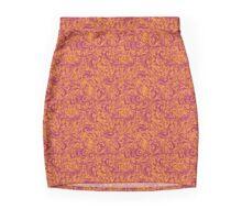 Love Swash in Purple and Orange! Mini Skirt