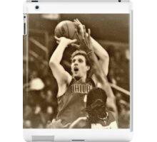 Dirk Nowitzki iPad Case/Skin
