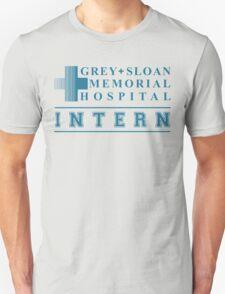 Intern Grey Sloan Memorial Hospital T-Shirt
