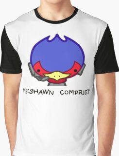 Meeshawn Compreet Falco Graphic T-Shirt