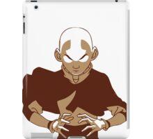 Avatar the Last Airbender - Aang  iPad Case/Skin