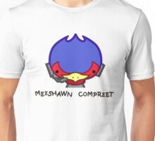 Meeshawn Compreet Falco Unisex T-Shirt