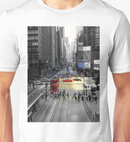 Hong Kong Urban Unisex T-Shirt