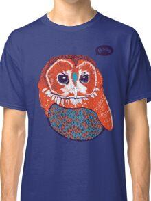 Hoo Classic T-Shirt