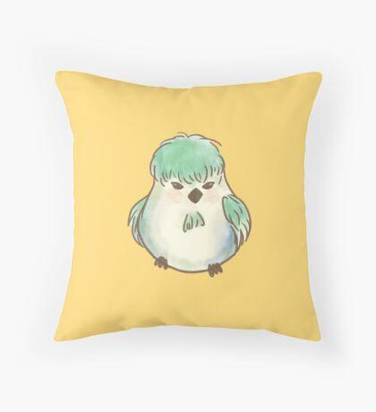 Baebsae Suga Throw Pillow