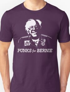 Punks for Bernie Unisex T-Shirt