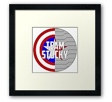 Team Stucky Framed Print